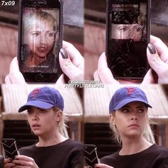 "#PLL 7x09 ""The Wrath of Kahn"" - Hanna"
