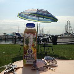Summertime in a bottle...