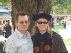 My Daughter and Her Husband Josh.