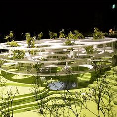 conceptMODEL — nexttoparchitects: by usmarquitectura Landscape Architecture Model, Landscape Model, Green Architecture, Concept Architecture, Amazing Architecture, Landscape Design, Parque Linear, Eco Buildings, Public Space Design
