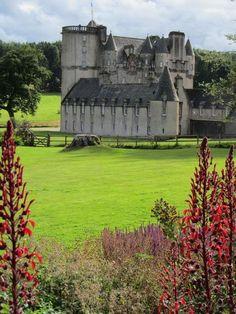 Castle Fraser.