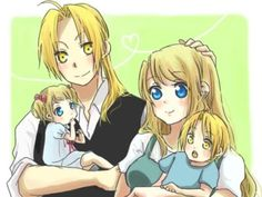 Ed and Winry <3