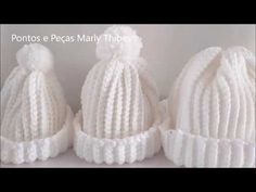 Crochet Beanie Hat, Crochet Cap, Crochet Cross, Crochet Home, Beanie Hats, Crochet Edging Patterns, Crochet Stitches, Baby Hats, Knitting