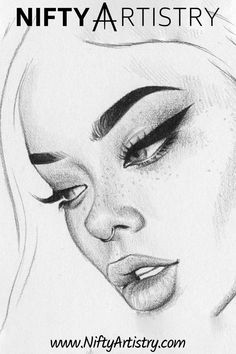Pin by zoe loeffelholz on sketches in 2019 drawings, pencil drawings, art s Pencil Art Drawings, Art Drawings Sketches, Cute Drawings, Drawing Faces, Sketch Art, Simple Drawings, Face Sketch, Cartoon Drawings, Face Pencil Drawing