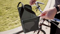 The Rider #Bicycle #Basket is a Lightweight Accessory That's Easily Removed trendhunter.com