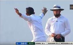 Unsuccessful Referrals - Sri Lanka vs Bangladesh - Day 4 - 2nd Test