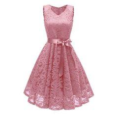 Women's A Line Dresses, Lace Party Dresses, Mini Club Dresses, Knee Length Dresses, Banquet Dresses, Elegant Dresses, Summer Dresses, Evening Dresses, Vestidos Vintage