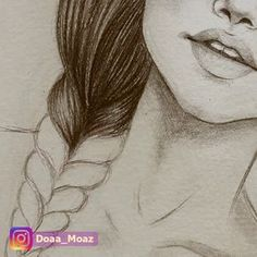 18 Satisfying art videos is part of pencil-drawings - pencil-drawings Pencil Art Drawings, Realistic Drawings, Art Drawings Sketches, Easy Drawings, Drawings Of People Easy, Pencil Sketch Art, Indie Drawings, Art Du Croquis, Beauty Illustration
