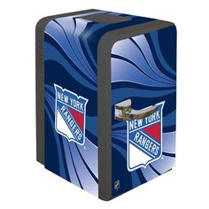 New York Rangers Portable Party Hot/Cold Fridge