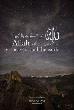 An Nur 32 : An-Nur, Cahaya, Ideas, Islamic, Quotes,, Quran,, Quran, Quotes