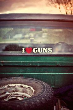 <3 guns