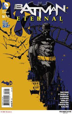 Preview: Batman Eternal #16