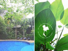 Best of Thailand: My favourite Beaches #Thailand #Phuket #AoNang #Swimmingpool #bungalow