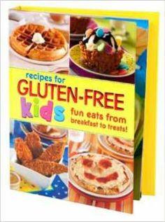GLUTEN FREE KIDS COOKBOOK (NEW)