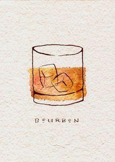 F&O Fabforgottennobility � bourbonandoak: Bourbon Art Print Gear: Looking...