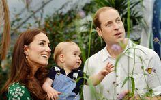Dé reden waarom prins George niet mee mocht naar India. Elke ouder zal dit herkennen.