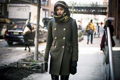 They Are Wearing: New York Fashion Week Fall 2015 - Slideshow - WWD.com
