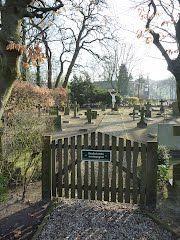 Katholieke Begraafplaats , R.C. Cemetery
