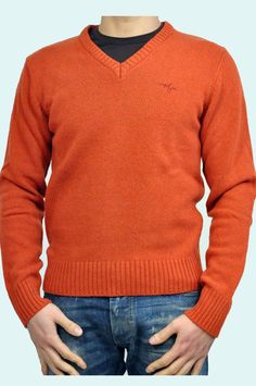 Maglia arancione Meltin'Pot