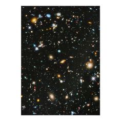 Stars in Space - Hubble Ultra Deep Field.  You can personalize the design further if you'd prefer, such as by adding your name or other text, or adjusting the image - just click 'Customize' to see all the options.