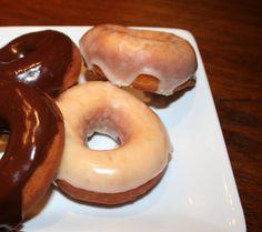 Cool, doughnuts make in the breadmaker