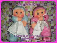 Moldes de boneca de pano: BEBÊ CHUPA DEDINHO