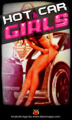 Hot Car Girls app is full of pictures of race cars, muscle cars and exotics, but in each photo there will be a sexy girl obstructing your view :)<p>We have found the perfect way to improve cars like ford mustang, dodge challenger, bmw m3 and various types of lamborghinis and ferraris, and that is by adding beautiful women next to them. Install this app now and watch girls with big breasts, showing cleavage inside of sport cars, or long legged babes in bikini posing in front of their or their…