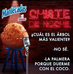 Preferimos que nos coma el coco a que se coma nuestras Mantecadas.