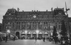 St Lazare Haussman Gare Paris France