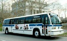 Flash Photography, Street Photography, Metropolitan Transportation Authority, Retro Bus, Bus City, Bus Terminal, City Model, Bus Coach, Chevrolet Suburban