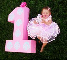 Missz326: 1st Birthday Photo Shoot Ideas