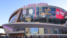「T-mobile arena」的圖片搜尋結果