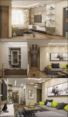 Гостиная - Галерея 3ddd.ru