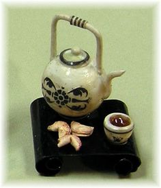 Instructions for Chinese teapot and other objects to celebrate Chinese New Year | Source: Joann L.Swanson