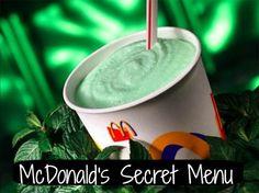 McDonald's Secret Menu: Order a McLeprechaun while you can!