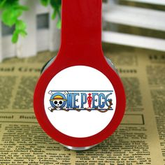 Anime One Piece Stereo Headphone Cosplay Earphone PC MP3 Phone Headset with Microphone & Box Digital Guru Shop