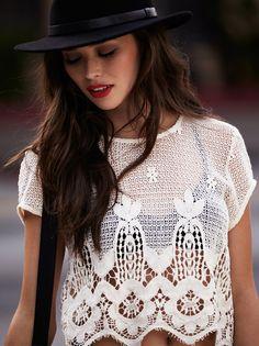 Carolina Sanchez for Lovers+Friends 2014