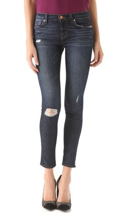 Need these!! J Brand 811 Mid Rise Skinny Jeans