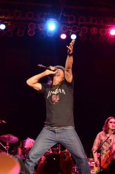 Kid Rock at Frontier Nights 2014