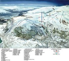 Voss Ski Resort, Norway. Reviews and Snow Forecast