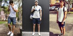 「五分褲」4種風格穿法,讓你春夏型男氣息大爆發! - Page 1 | manfashion這樣變型男-最平易近人的男性時尚網站