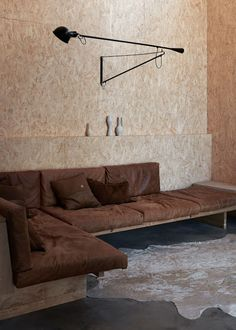 Loft Spaces, Stay The Night, Soft Furnishings, Interior Inspiration, Interior Architecture, Cool Designs, Wall Lights, Barn, Home Decor