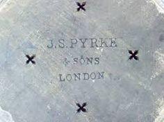 Image result for pyrke history