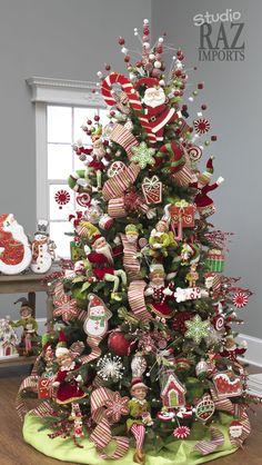 2012 Christmas Tree #christmastreedecorideas
