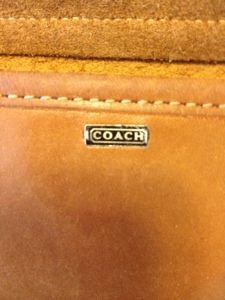There is a lot of misinformation out there, so I am going to work on a guide to help answer some questions about vintage Coach products. A l...