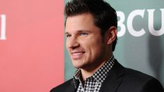 """I've always enjoyed the rush of live TV,"" Nick Lachey says about becoming the new host of VH1's ""Big Morning Buzz."""