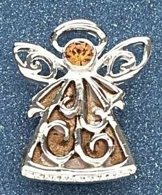 8 Birthstone Pins by Gordon Companies, Inc. $90.00. Picture may wrongfully represent. Please read title and description thoroughly.. Shipping Weight: 1.00 lbs. This product may be prohibited inbound shipment to your destination.. Brand Name: Gordon Companies, Inc Mfg#: 30753596. Please refer to SKU# ATR25786904 when you inquire.. 8 Birthstone Pins/November angel/.5''H/made of metal and crystal/you get 8 pins