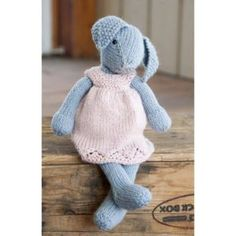 More of Everything Bunnies to Knit for Spring – 24 free patterns – Grandmother's Pattern Book