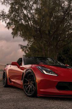 #Corvette #V8