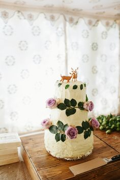 Handmade, Rustic, Folk-Scene Inspired Woodland Wedding | Love My Dress® UK Wedding Blog